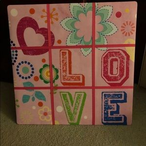 Other - Girls Picture Board
